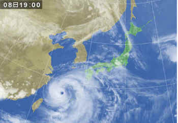 台風8号接近!沖縄本島より定点生中継.jpg